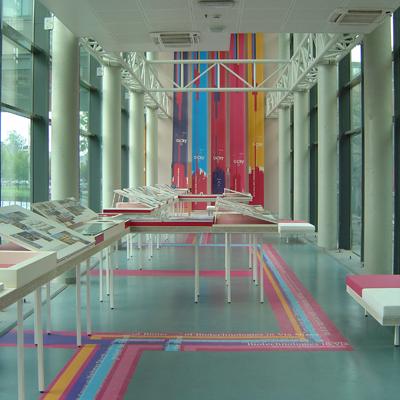 Politecnico Torino Design.Icograda Design Week Torino Location